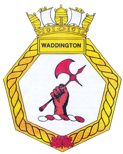 Navy League of Canada - NLCC T.E. Waddington